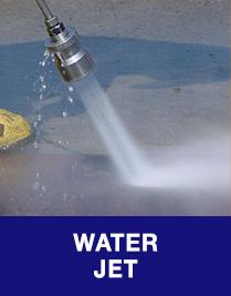 water-jet